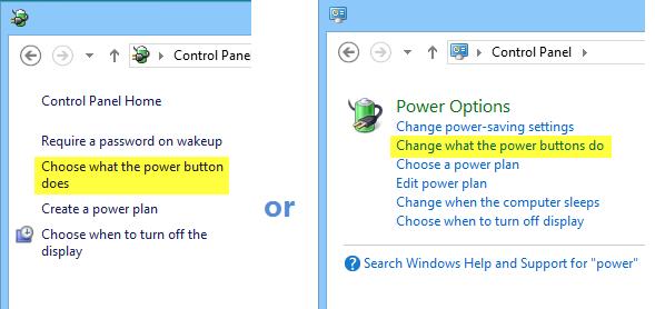 power-button-setting