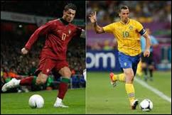 Suecia vs Portugal