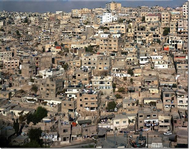 Robert Polidori View from Citadel (Jabal al Qal'a) Amman, Jordan 1996