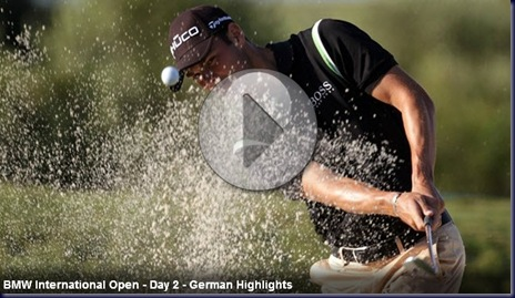 2011 BMW International Open Second Round Highlights