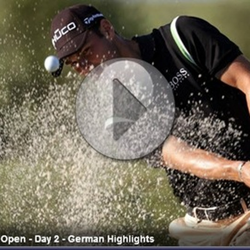 2011 BMW International Open Second Round Highlights – European Tour