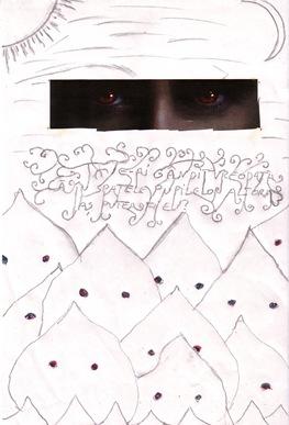 Ostirea fantomelor - desen