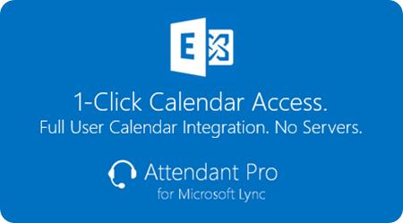 1-Click Calendar Access