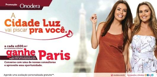 Onodera - Promoção Paris
