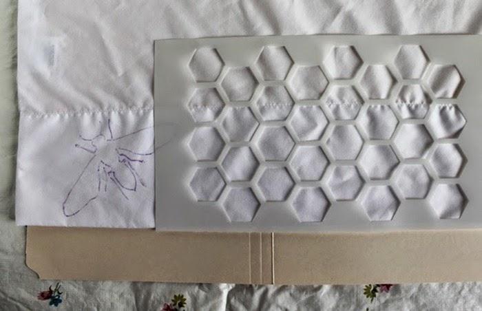 DIY capa de almofada