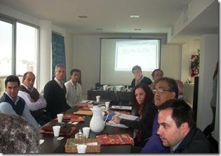 Encuentro de la Comisión de Playa en Mar del Plata