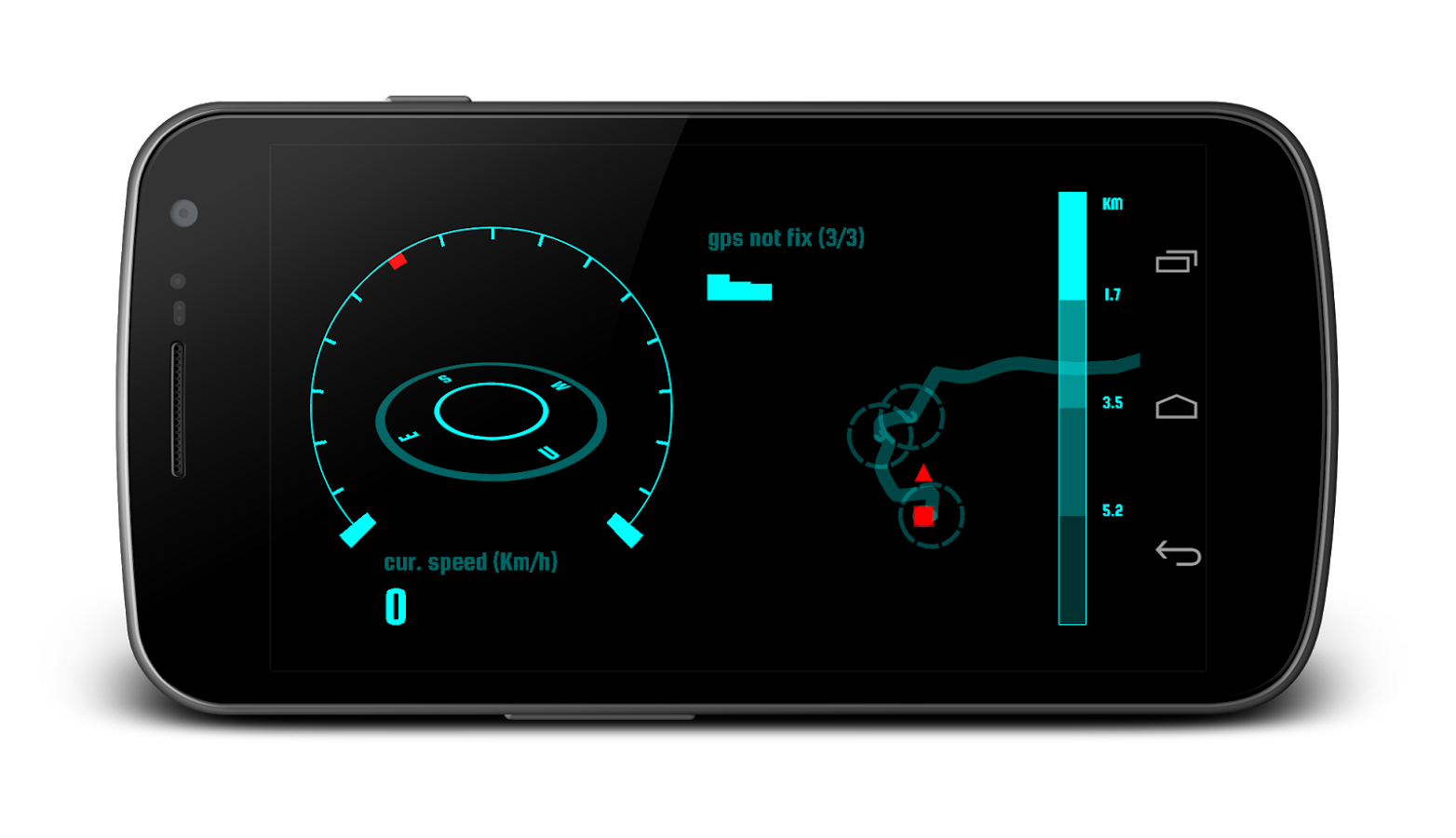 Navier HUD Navigation Premium Screenshot 7