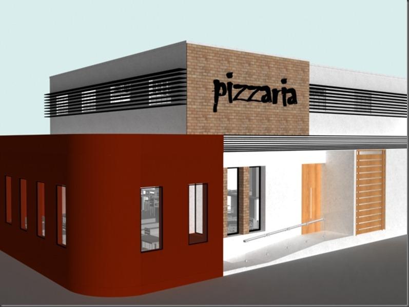 Frachada Pizzaria Bona Parma - Sorocaba SP