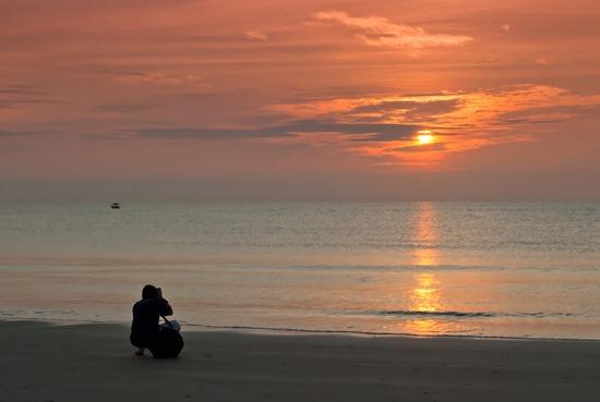 silhouette Sunrise 2
