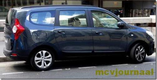 Charles - Dacia Lodgy 1.5 dCi Prestige