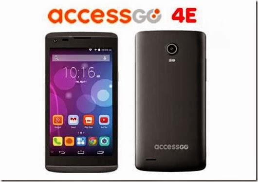 Accessgo 4E