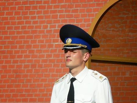 Obiective turistice Rusia: Eroul necunoscut