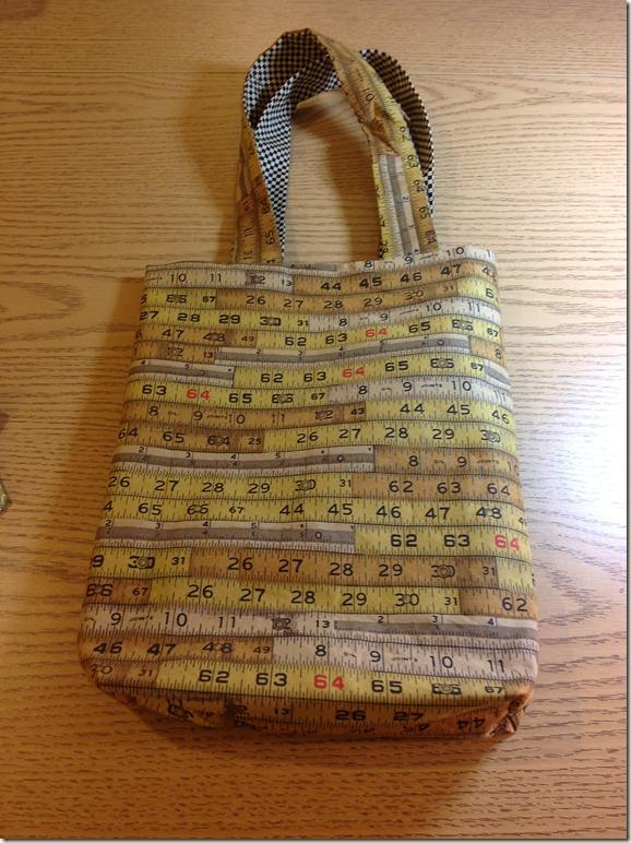 Quiltsmart bag