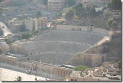 Oporrak 2011 - Jordania ,-  Ciudadela de Amman , 19 de Septiembre  11