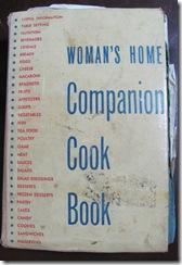 Cookbook mas womans home companion