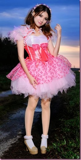 cute sissy dress2