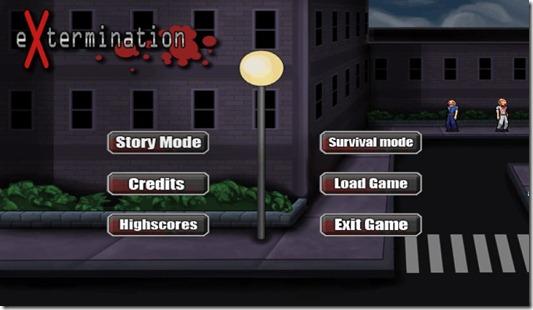 extermination freeware game