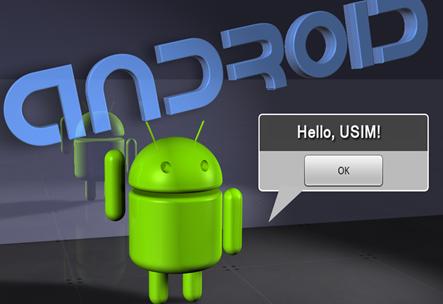 android development @ USIM