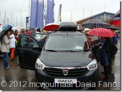 Dacia Fandag 2012 Onthulling Lodgy 20