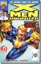 P00016 - X-Men Unlimited #16