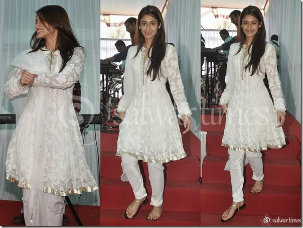 Ileana_White_Full_Sleeves_Salwar_Kameez