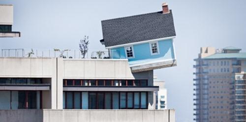 Casa no prédio 01