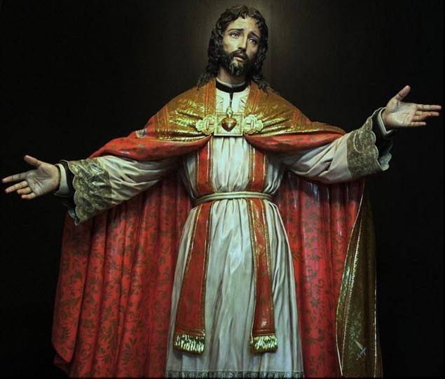 Cristo Sacerdote 1