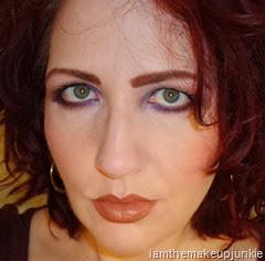 Kat Von D Spellbinding  Look 1
