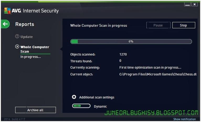 Free Download AVG Internet Security 2014 Full Serial Key 02
