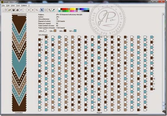 JPo-12-brazowo-turkusowy-4kol