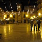 Piazza Umberto dicembre 2009 - foto Osvaldo Sciascia