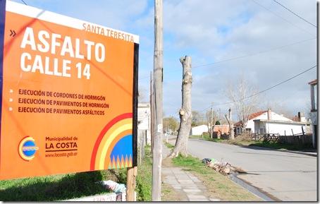 Intensa actividad de la Unidad de Gestión Municipal de Santa Teresita
