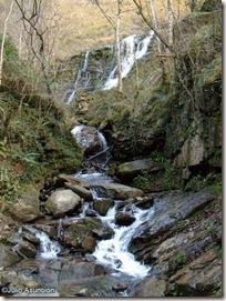 Cascada de las hoces de Holtzarte