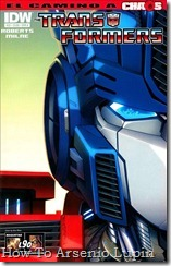P00009 - The Transformers #23 (201