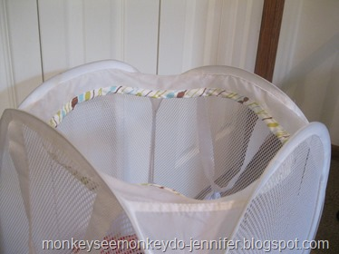 laundry basket bias trim