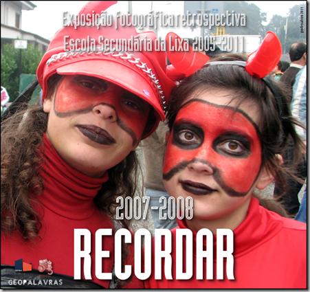 Recordar 2007-2008