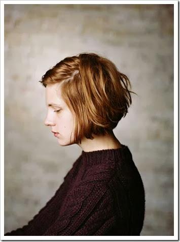 model rambut pendek ikal