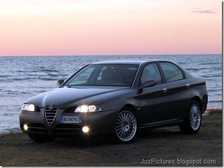 Alfa Romeo 166 (2004)1