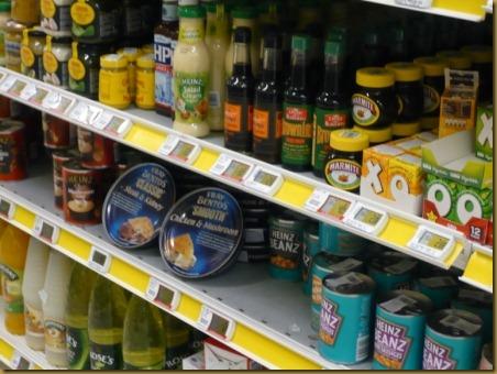 the english shelf