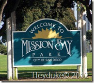 Mission Bay Walk