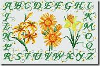 flores amarillos conpuntodecruz (1)
