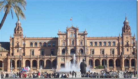 Plaza del Espana - Sevilla, Spain