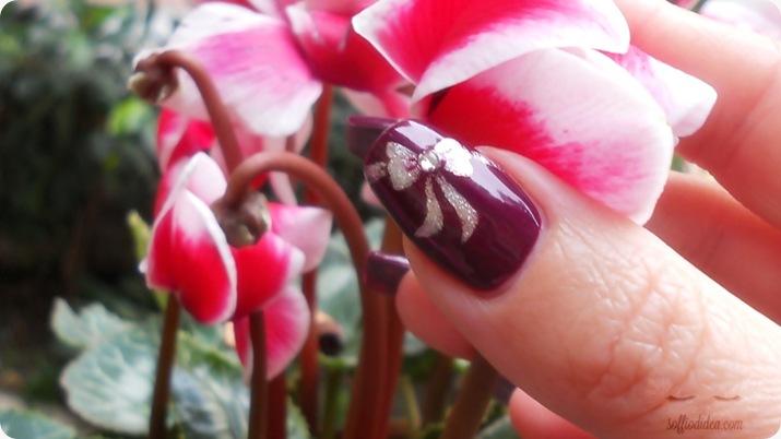 nailart - soffio di dea - soffiodidea - fiocco - nail art - 9a