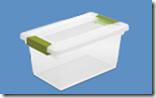 medium clip box
