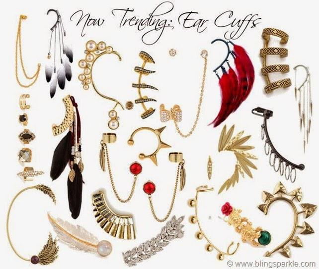 Ear cuff trend  TrendAlert