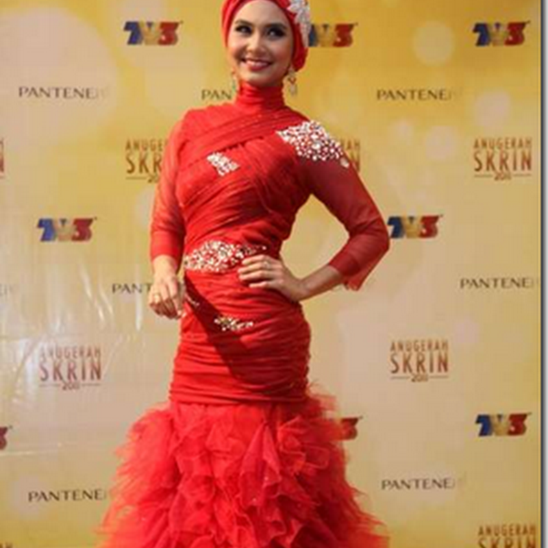 Fesyen Anugerah Skrin : Ketupat pulut ke ketupat basi ?