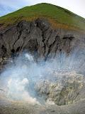 Lokon active crater (Andy Dean, September 2009)