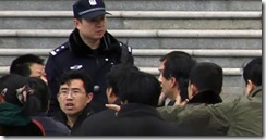 Chinese Christians arrested