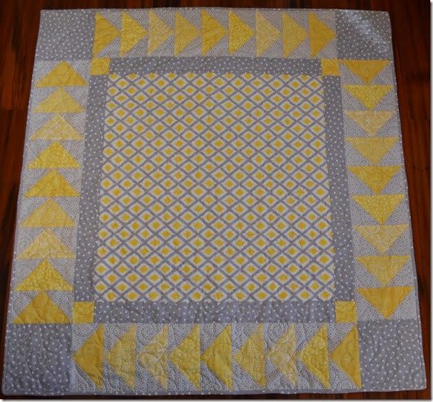 Karens baby quilt