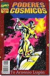 P00060 - Silver Surfer -  -  - Poderes Cosmicos v3 #99